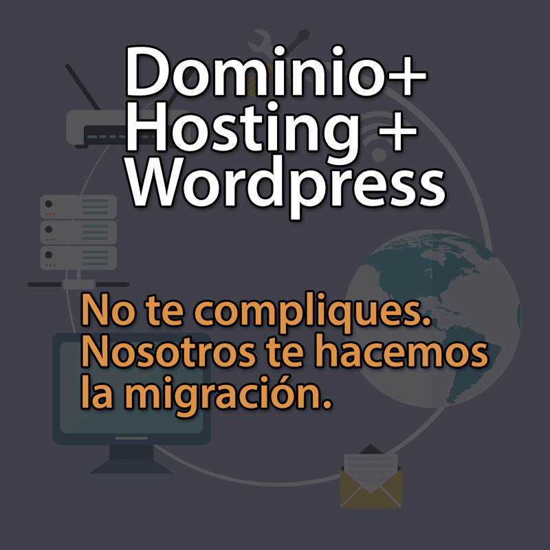 Pack Hosting Blogger
