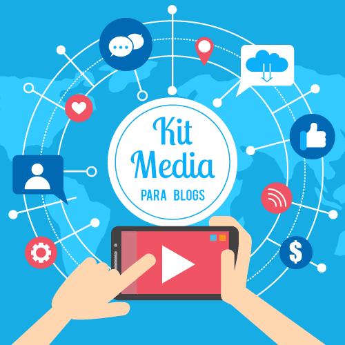 Kit media para blogs
